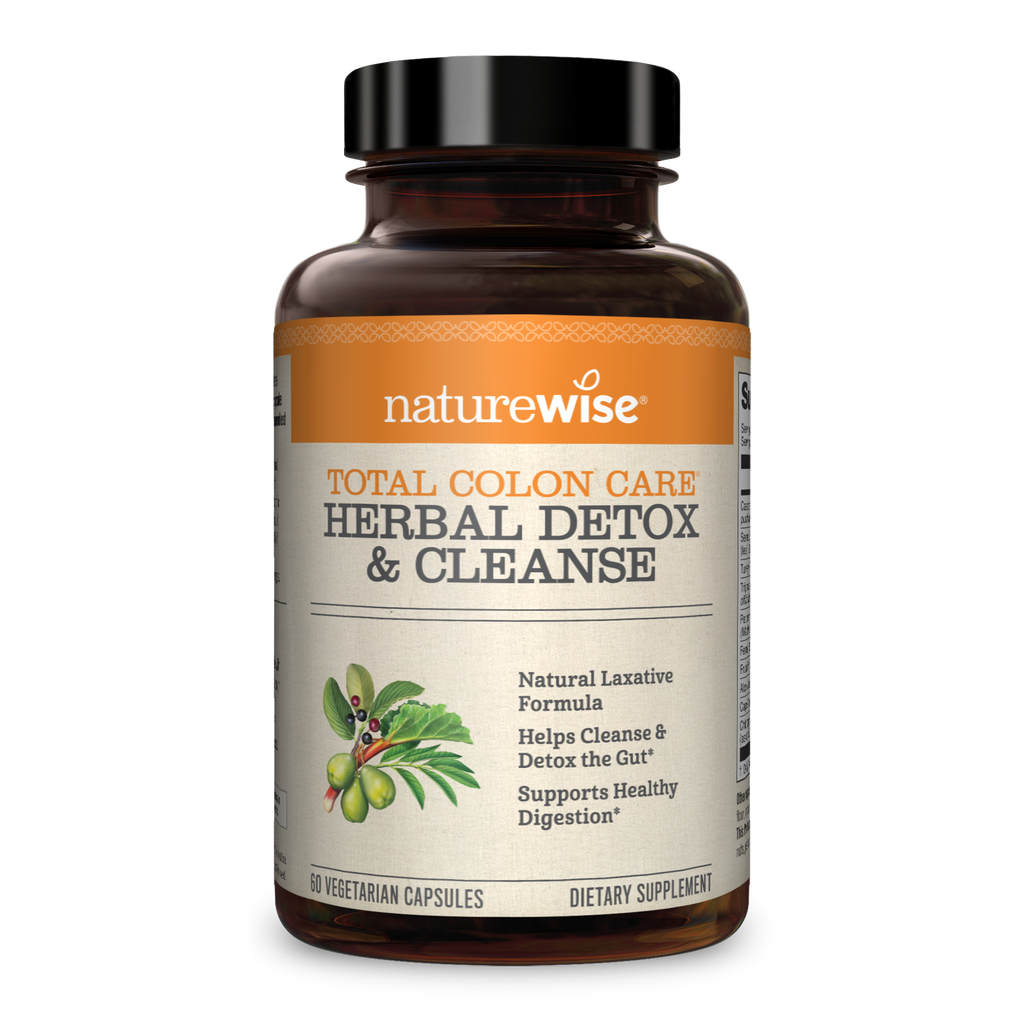 Total Colon Care - Herbal Detox & Cleanse