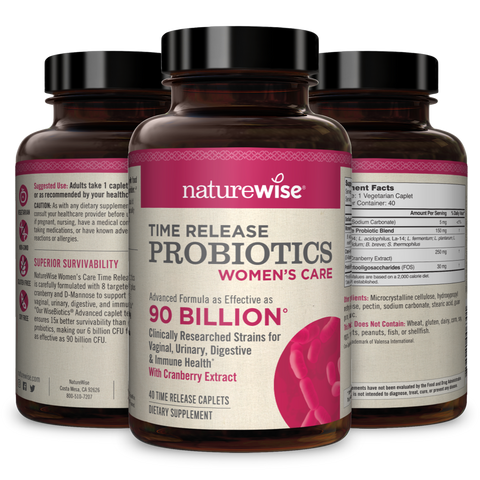 Women's Care Probiotics 3-Pack