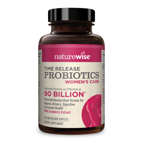 Women's Care Probiotics With WiseBiotics®