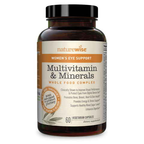 Women's Multivitamin with Eye Support