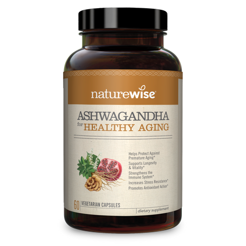 Ashwagandha for Healthy Aging Subscription