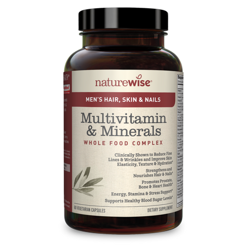 Men's Multivitamin with Hair, Skin & Nails Support Subscription