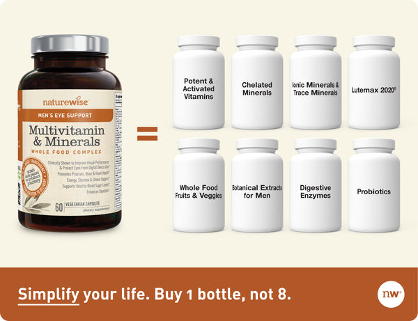 Men's Multivitamin with Eye Support Subscription