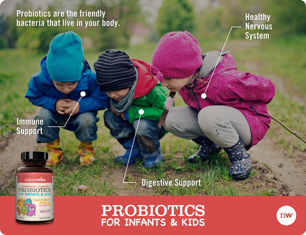 Probiotics for Infants & Kids Subscription