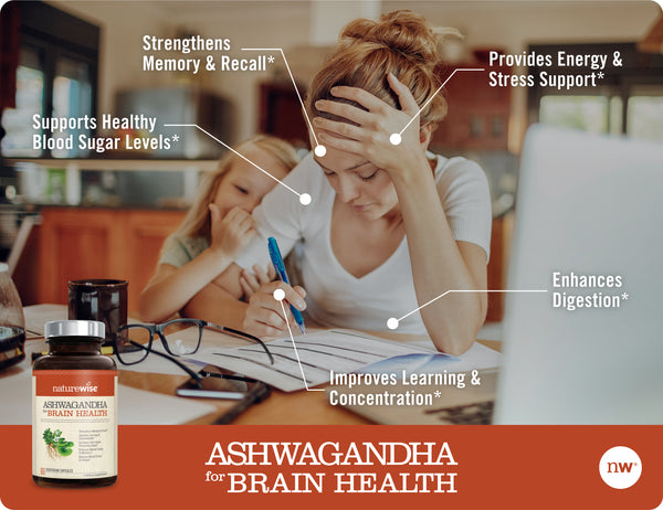 Ashwagandha for Brain Health Fact 2