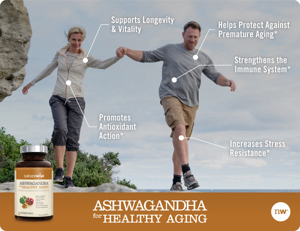 Ashwagandha for Healthy Aging Point Chart