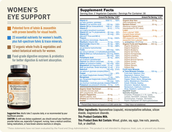 Women's Multivitamin with Eye Support Subscription