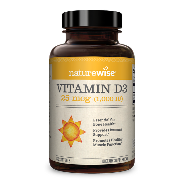 Vitamin D3 1,000 IU Subscription