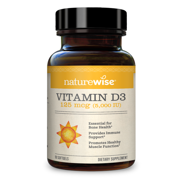 Vitamin D3 5,000 IU Subscription