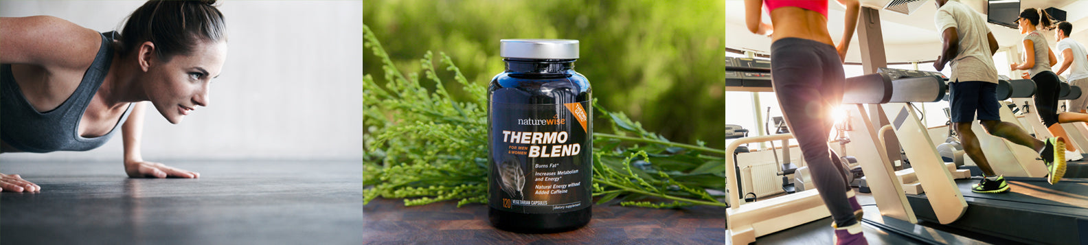 Thermo Blend, 120-count