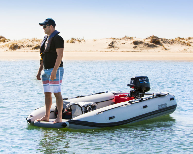 5 Advantages of Owning an Inflatable Catamaran