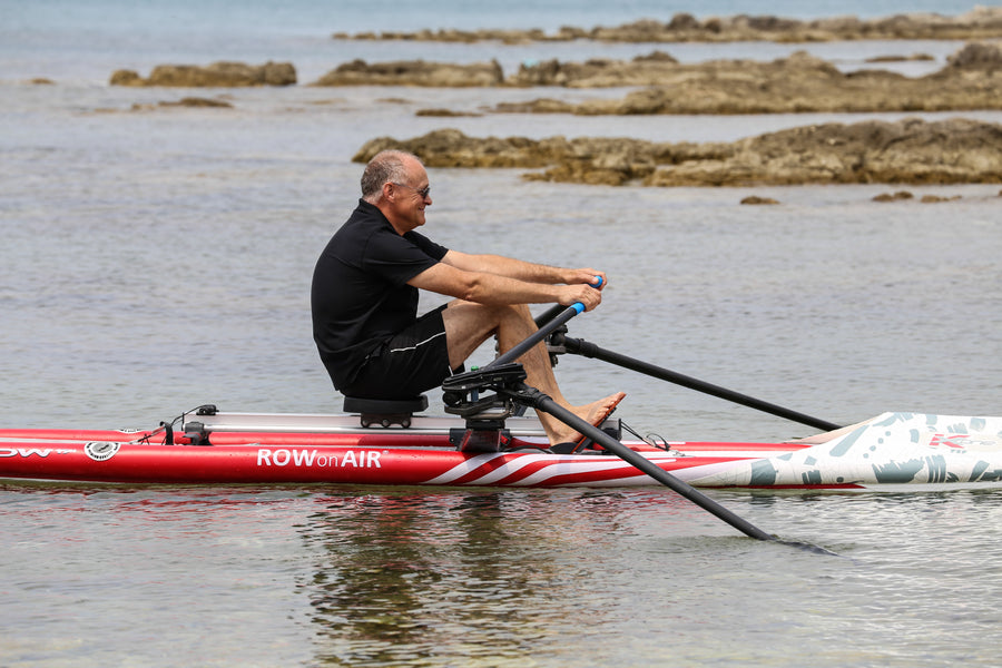 Join the Rowing Revolution with ROWonAIR
