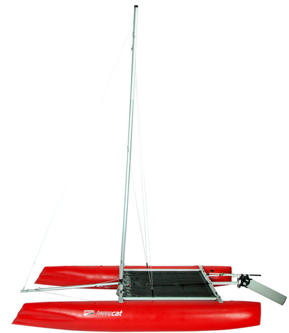 Happy Cat Sailboats by Grabner are Now Available in the USA