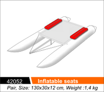 Inflatable Seats MiniCat 420 and 460