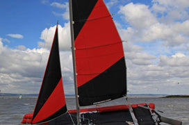 Strong wind Sail set