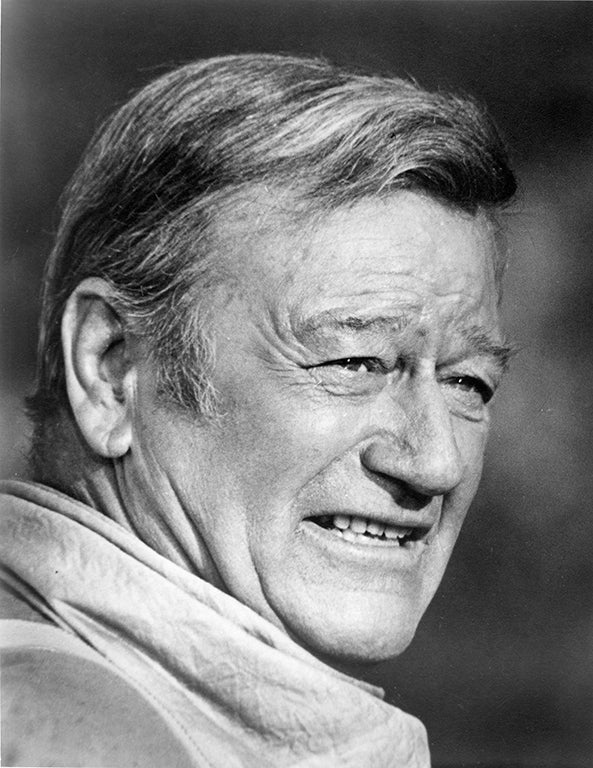 John Wayne in Big Jake