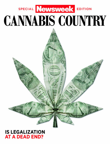 Newsweek: Cannabis Country