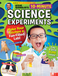 Steve Spangler's 10-Minute Science Experiments