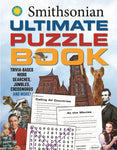 Smithsonian Ultimate Puzzle Book