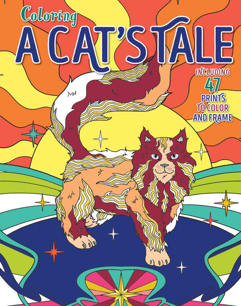 Coloring a Cat's Tale