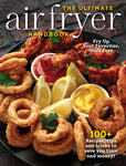 The Ultimate Air Fryer Handbook Magazine Cover