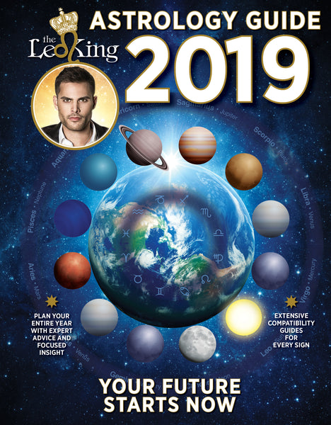 The Leo King: Astrology Guide 2019