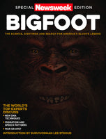 Newsweek: Bigfoot—The Science, Sightings and Search