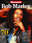 Newsweek: Bob Marley—The Official 70th Anniversary Tribute
