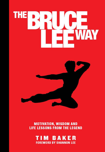 The Bruce Lee Way Book Cover