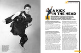 Bruce Lee Official Collector's Edition Volume 3 Kick spread
