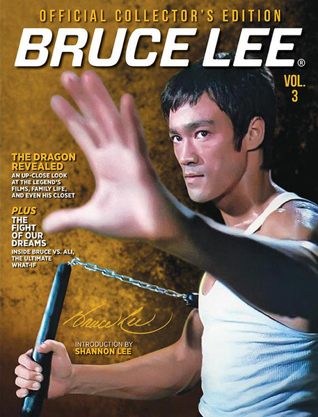 Bruce Lee Official Collector's Edition Volume 3