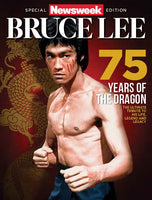 Newsweek: Bruce Lee—75 Years of the Dragon