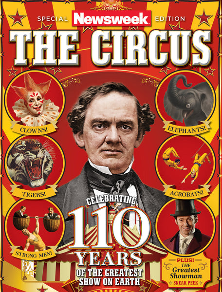 Newsweek: The Circus