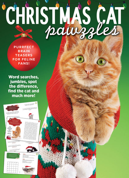 Christmas Cat Pawzzles Digest