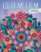 Color Me Calm Journal