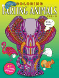 Coloring Farting Animals, Vol. 2