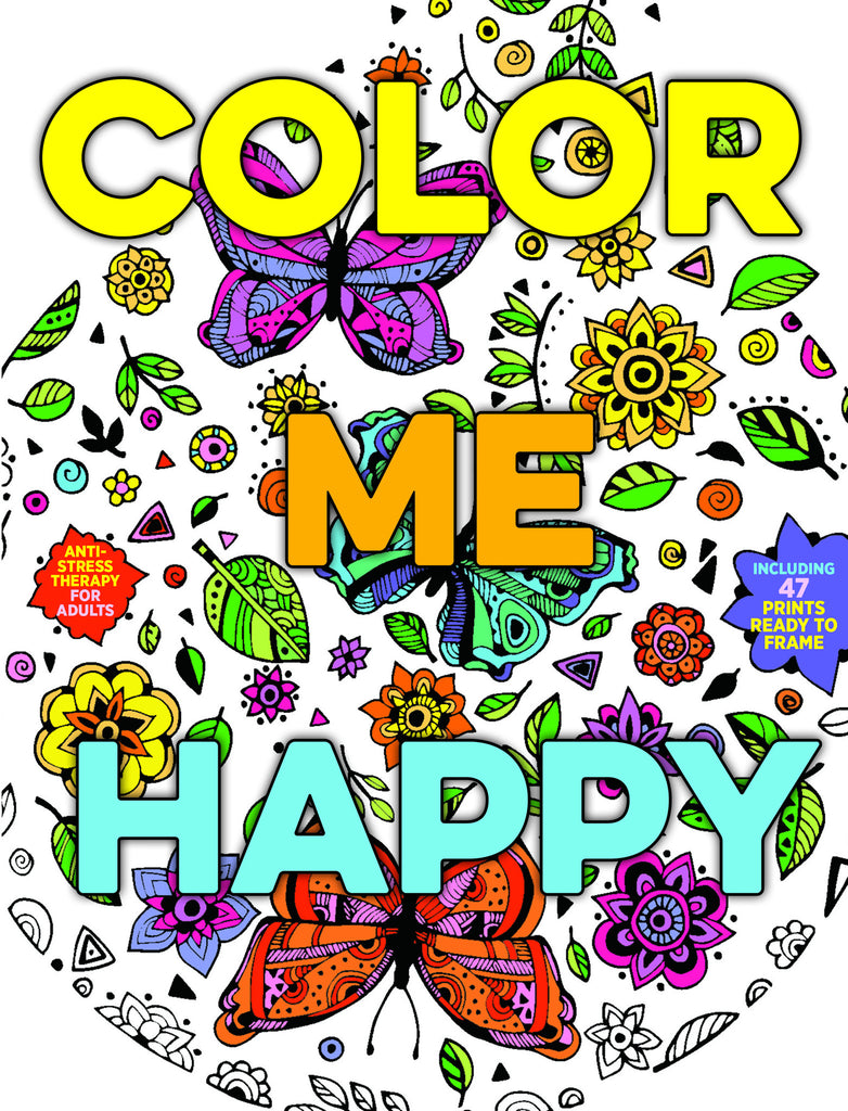 Color book for me - Color Me Happy