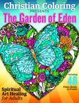 Christian Coloring: The Garden of Eden