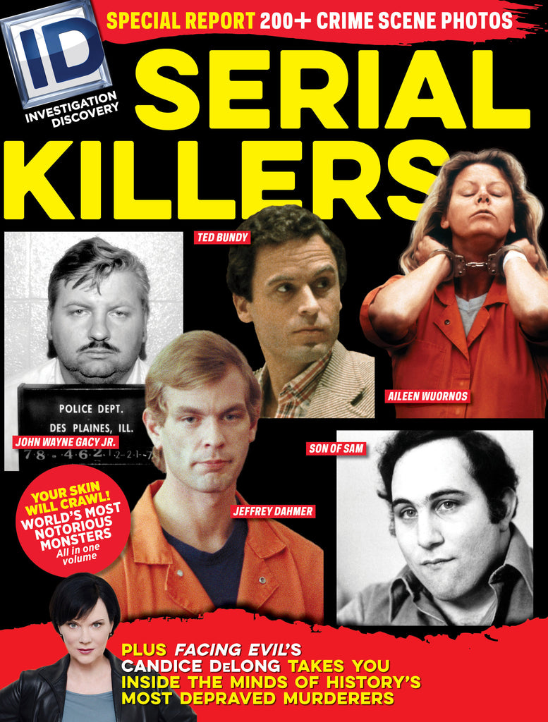 Investigation Discovery: Serial Killers