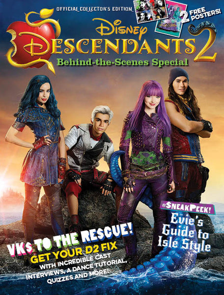 Disney: Descendants 2—Behind-the-Scenes Special
