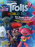 DreamWorks Trolls World Tour Magazine Cover
