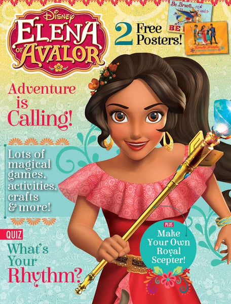 Disney: Elena of Avalor—Adventure is Calling!
