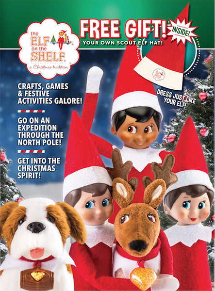 Elf on the Shelf Scout Elf Hat