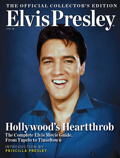 Elvis: The Official Collector's Edition Volume 11—Hollywood's Heartthrob