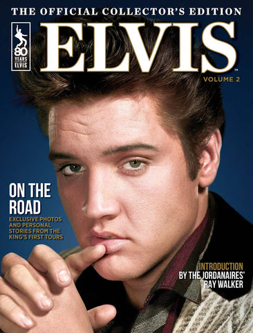 ELVIS NEWSWEEK SPECIAL - 80 Years His Life in Photos