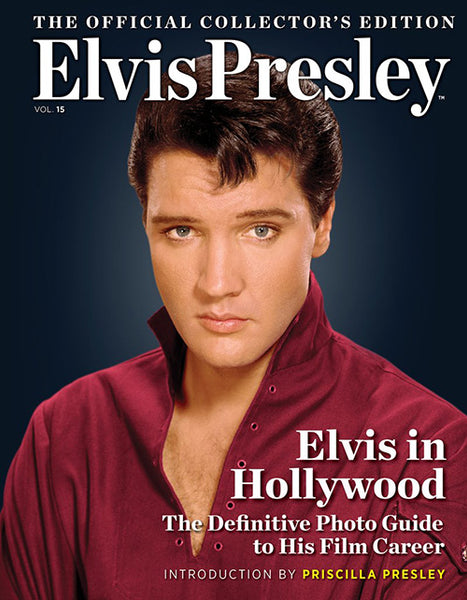Elvis Presley Magazine Volume 15