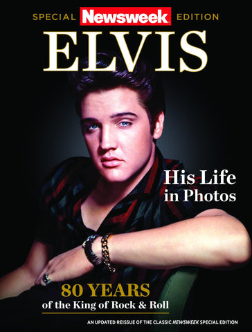 Newsweek: Elvis—His Life in Photos