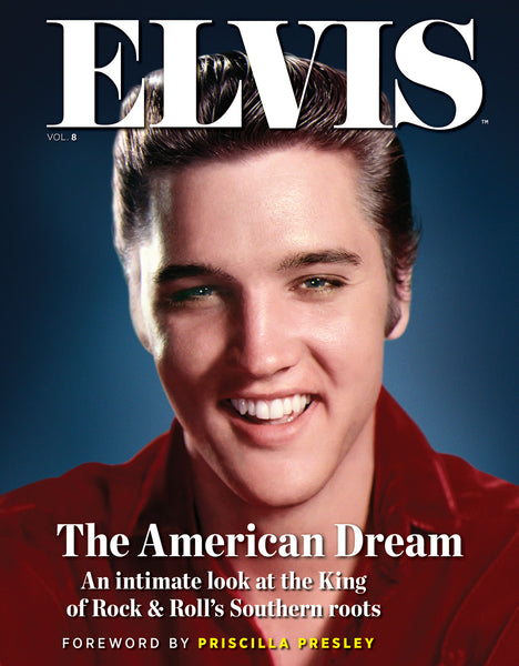 Elvis: The Official Collector's Edition Volume 8—The American Dream