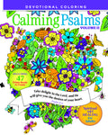 Devotional Coloring: Calming Psalms Volume II