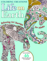 Coloring Creations: Life on Earth